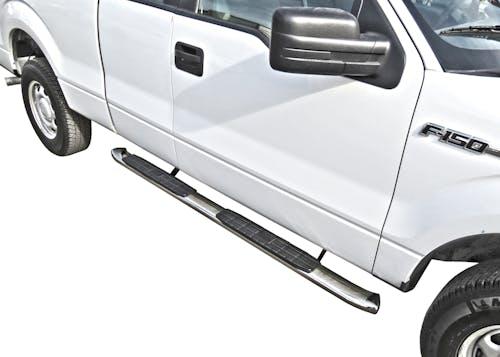 Steelcraft 40-13700 4X Series Sidebars, Textured Black