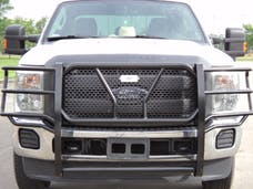 Steelcraft 50-1370 HD Grille Guards, Black