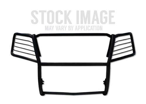 Steelcraft 52020 Grille Guard, Black