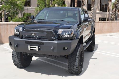 Steelcraft 70-13370 Elevation Bullnose Front Bumper, Textured Black