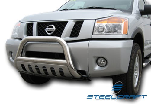 Steelcraft 74010 Bull Bar, S/S