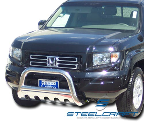 Steelcraft 75010 Bull Bar, S/S