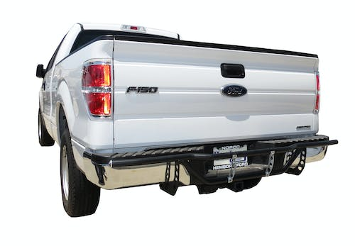 Steelcraft EVO31370 EVO3 Rear Bumper Guard, Black