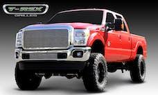 T-Rex Grilles 20546 Billet Grille, Polished, Aluminum, 1 Pc, Insert