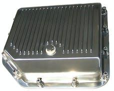TCI Automotive 328010 GM TH350 Polished Die Cast Aluminum Pan (Stock Depth).