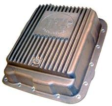 TCI Automotive 378000 GM 4L60/65E Cast Aluminum Deep Pan (2 Extra Quarts).