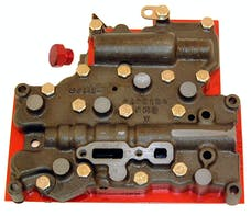 TCI Automotive 744200 Powerglide (Aluminum Case) Forward Shift Pattern Full Manual Valve Body.
