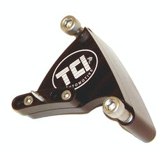 TCI Automotive 871001 Rattler Small Block Chevrolet Billet Timing Pointer for 6.25 inch Balancers.