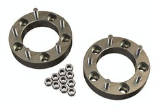 Teraflex 1055045 TJ 1.25 Wheel Offset Adapter Kit 97-06 Wrangler TJ