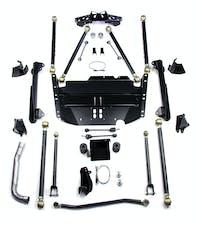 Teraflex 1149075 TJ Pro LCG Suspension System for Coilover 97-06 Wrangler TJ