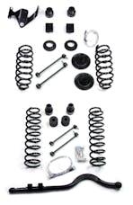 Teraflex 1151400 JK 4 Door 4 Inch Lift Kit 07-Pres Wrangler JK Unlimited