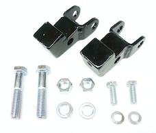 Teraflex 1544790 TJ Rear Lower Shock Extension Kit 97-06 Wrangler TJ