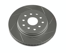 Teraflex 4303412 JK Brake Slotted Rotor Front Big Brake