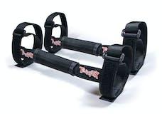 Teraflex 4830301 Jeep Grab Handle Kit JK Front/TJ 03-06 Inch Front/TJ 97-02 Inch Rear