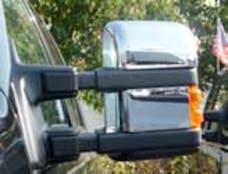 TFP 546 Truck & SUV Mirror Insert Plastic Chrome Finish