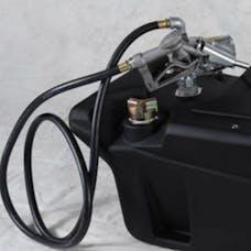 """TITAN Fuel Tanks 9901130 Transfer DC Pump Kit, 12 Volt Dc Pump 8 Gpm Mounts In 2"""" Standard NPT Fixture"""