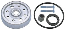 """Trans Dapt Performance 1059 56-67 Chevy V8 canister-style filter w/1/4"""" Bolts to Spin-on Adapter-PH30"""