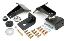 """Trans Dapt Performance 4604 Bolt-In, Biscuit Style Motor Mounts; Chevy/GM NEW LT Series; 27""""-33"""" Framerails"""