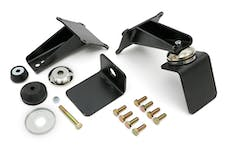 """Trans Dapt Performance 4605 Weld-In, Biscuit Style Motor Mounts; Chevy/GM NEW LT Series; 24""""-30"""" Framerails"""