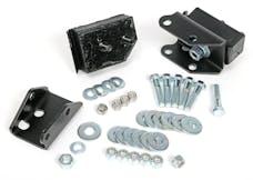 Trans Dapt Performance 4700 340-360 MOPAR into 63-65 Mopar B-Body Mount Kit- Rubber Pads