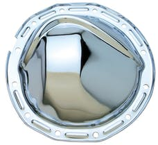 Trans Dapt Performance 4787 GM Intermediate (12 Bolt), Chrome Differential Cover ONLY