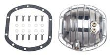 Trans Dapt Performance 4827 DANA 25-27-30 (10 Bolt), Polished Aluminum Differential Cover Kit