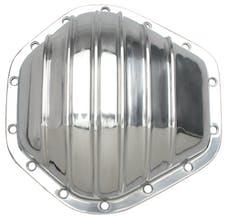 Trans Dapt Performance 4829 GM 2500 Trucks/SUVs (14 Bolt), Polished Aluminum Differential Cover Kit