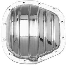 Trans Dapt Performance 4830 FORD Trucks, Sterling (12 Bolt), Polished Aluminum Differential Cover Kit