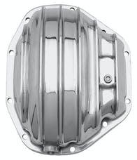 Trans Dapt Performance 4831 DANA 80 (10 Bolt), Polished Aluminum Differential Cover Kit