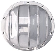 Trans Dapt Performance 4833 GM Intermed, 88-Up GM 1/2 Ton (10 Bolt) Polished Aluminum Differential Cover Kit