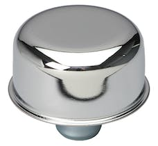 "Trans Dapt Performance 4870 2-3/4"" Diameter ""PUSH-IN"" Style Breather Cap Only (without Grommet)-CHROME"