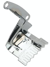 """Trans Dapt Performance 4960 Chrome Timing Tab (only) for Chevy SB 283-400 or 4.3L V6 (for 6""""-8"""" balancers)"""