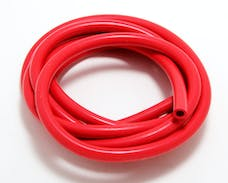 Trans Dapt Performance 5781 VACUUM HOSE (silicone); RED: 8MM Diameter- 10ft. Roll