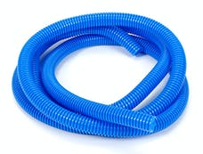 "Trans Dapt Performance 7594 BLUE Wire Harness; Convoluted; 1/2"" Diameter- (7 ft)"