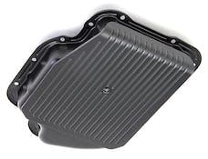 Trans Dapt Performance 8654 GM Turbo 400 SLAM-GUARD Transmission Pan (Stock Capacity)- ASPHALT BLACK