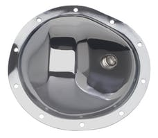 Trans Dapt Performance 8784 GM Intermediate (10 Bolt), Complete Chrome Differential Cover Kit