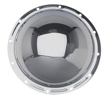 Trans Dapt Performance 9034 JEEP Corporate M20 (12 Bolt), Complete Chrome Differential Cover Kit
