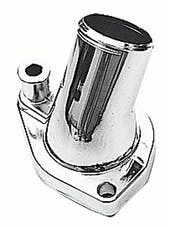 Trans Dapt Performance 9440 Water Neck; FORD 260-289-302-351W; O-Ring Seal-CHROME