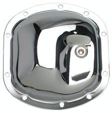 Trans Dapt Performance 9710 Dana 25, 27, 30 Thick 10-Bolt; Chrome Differential Cover Only