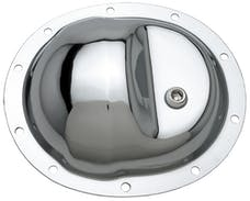 Trans Dapt Performance 9711 Dana 35 10-Bolt; Chrome Differential Cover Only