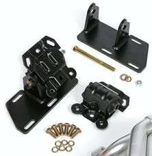 Trans Dapt Performance 99067 Chevy V8 in 2WD S10/S15 Engine Swap Kit; Ultra-Duty ELITE Headers- FACTORY Heads
