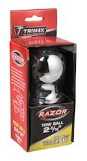 """Trimax TBC2516 2-5/6"""" Tow Ball Chrome"""