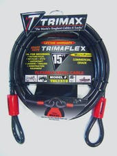 Trimax TDL1510 15' X 10mm TRIMAFLEX Dual Loop Multi-Use Cable