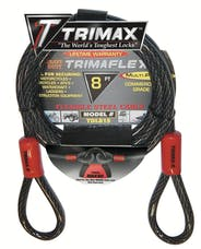 Trimax TDL815 8' X15mm TRIMAFLEX Dual Loop Multi-Use Cable
