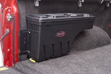 UnderCover SC301D Swing Case Storage Box Drivers Side Black Smooth