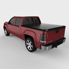 UnderCover UC1080 Classic Tonneau Cover Black Textured Finish Non Paintable