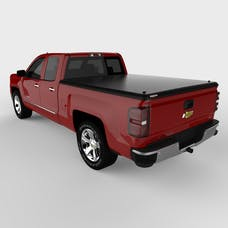UnderCover UC1120 Classic Tonneau Cover Black Textured Finish Non Paintable