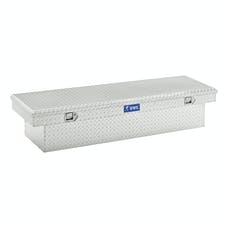 "UWS TBS-63 63"" Aluminum Single Lid Crossover Toolbox"