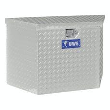 """UWS TBV-34 34"""" Aluminum Trailer Chest Box Chest"""