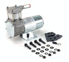 VIAIR 00098 98C Compressor Kit with Omega Style Mounting Bracket 10% Duty Sealed